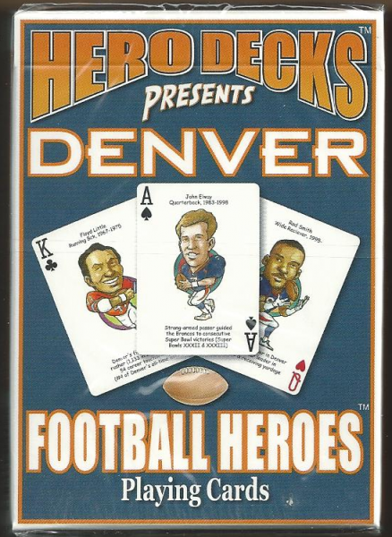 HERO DECK - DENVER BRONCOS