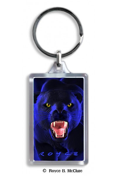 3D KEYCHAIN - PANTHER