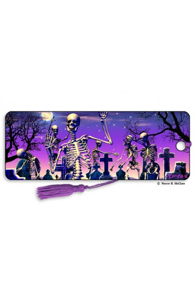 3D BOOKMARK - MOONLIGHT BOOGIE