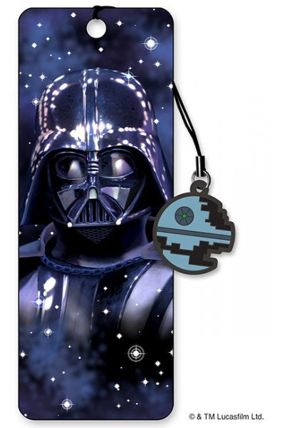 3D BOOKMARK - DARTH VADER