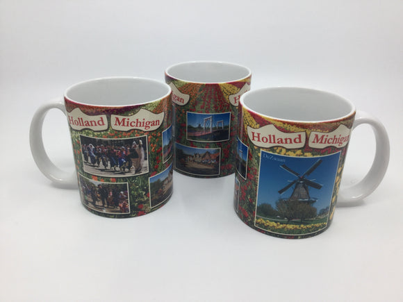 MUG PHOTO DE ZWAAN WINDMILL