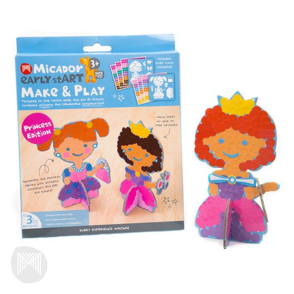 MAKE & PLAY PRINCESS