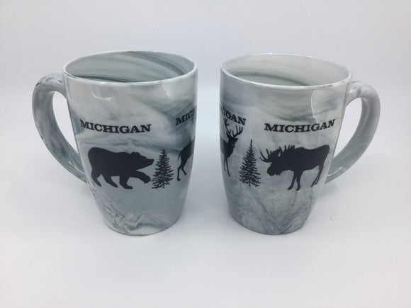 MUG PALERMO MI MOOSE/BEAR/DEER