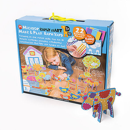 MAKE & PLAY BARNYARD