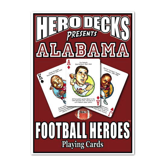 HERO DECK - UNIVERSITY OF ALABAMA
