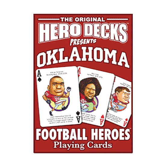 HERO DECK - OKLAHOMA FOOTBALL