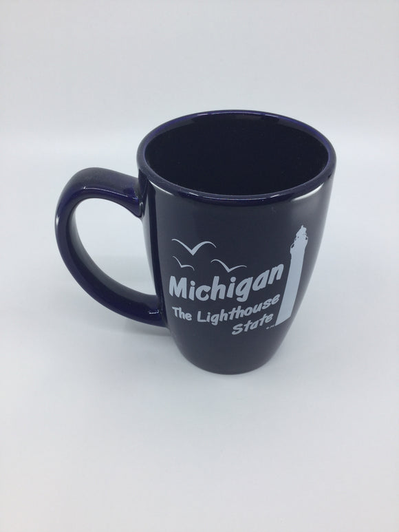 LIGHTHOUSE STATE MUG
