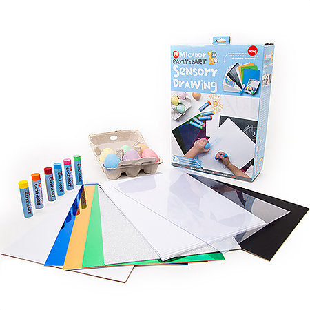 SENSORY DRAWING PACK