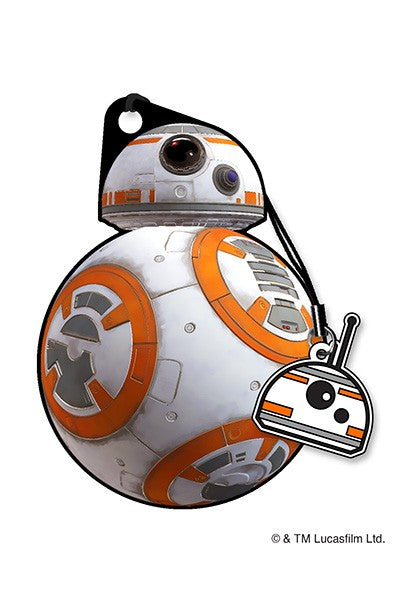 BB8 CUTOUT BOOKMARK
