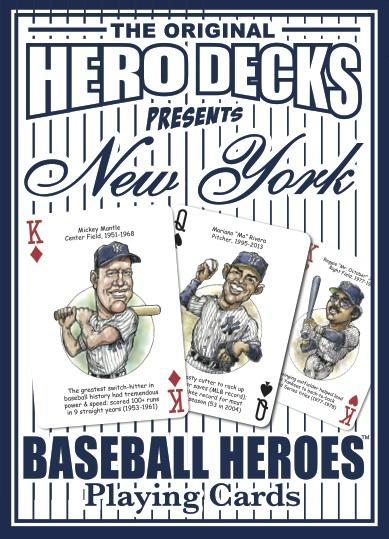 HERO DECK - YANKEES BASEBALL