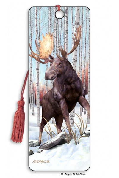 3D BOOKMARK - MOOSE