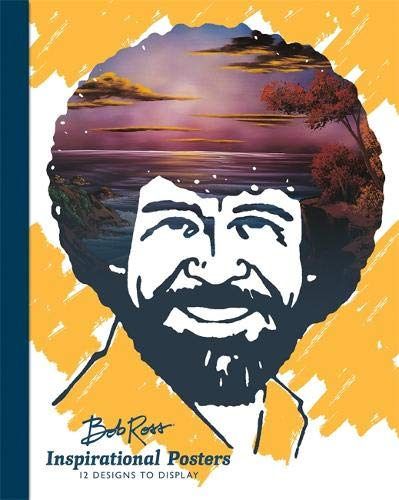 BOB ROSS INSPIRATIONAL POSTERS