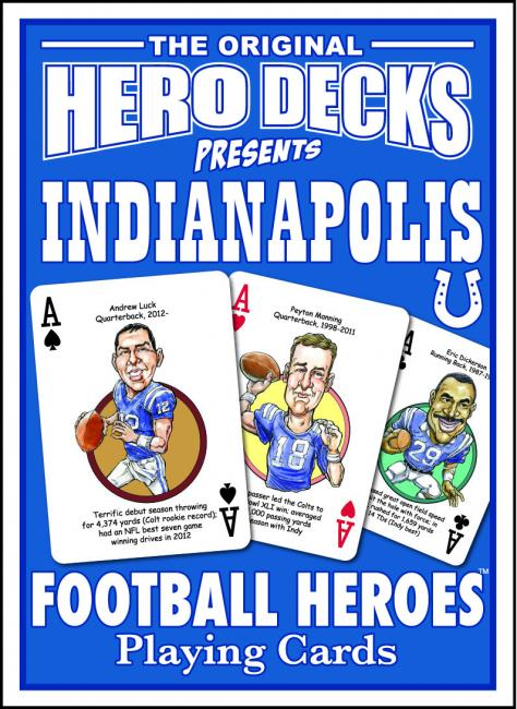 HERO DECK - INDIANAPOLIS COLTS