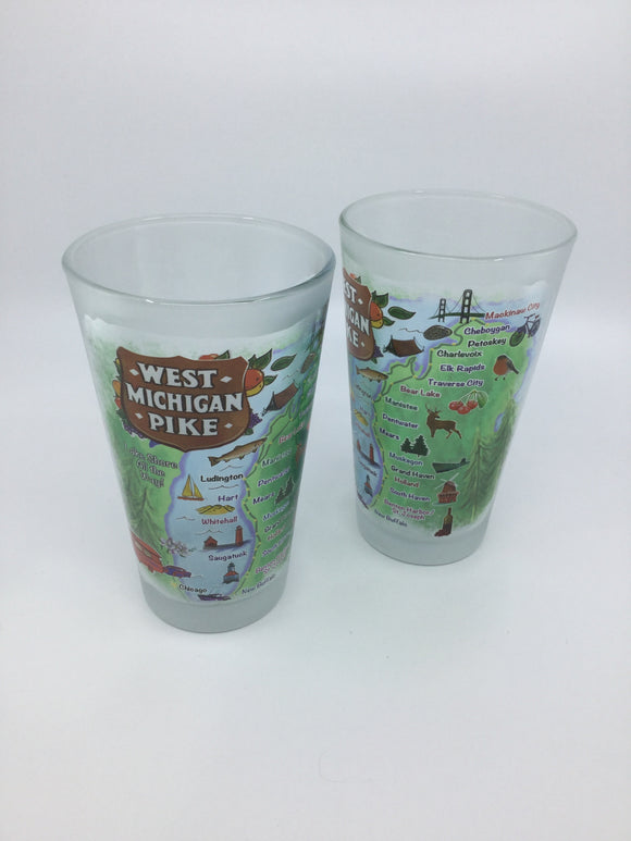 WEST MICHIGAN PIKE GLASS