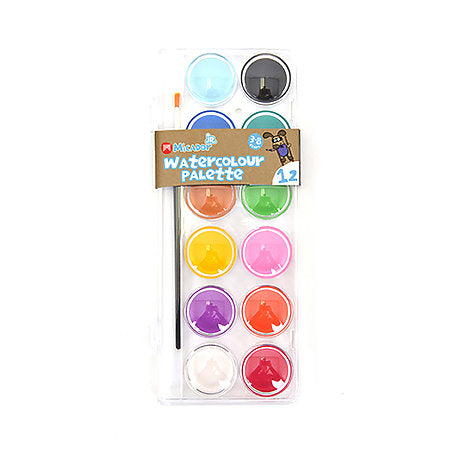WATERCOLOUR PALETTE STYLIST