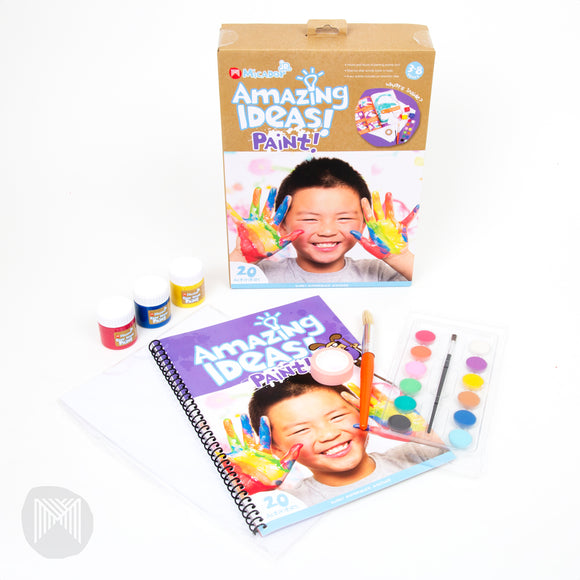 AMAZING IDEAS ACTIVITY PAINT