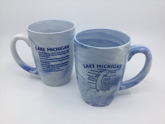 MUG PALERMO BLUE LAKE MI