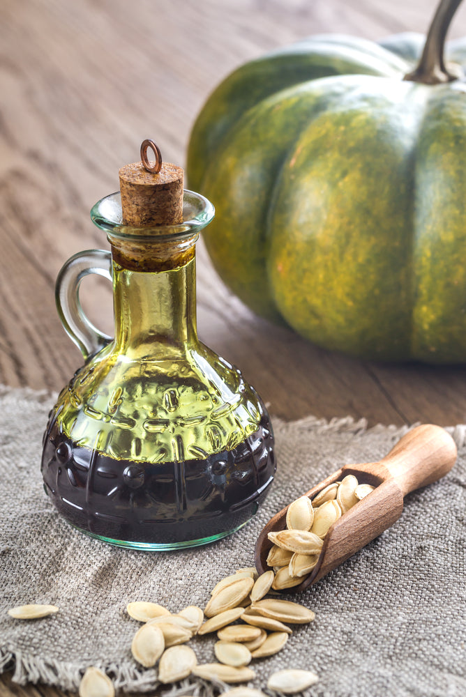 pumpkin seed oil good for health recherche organics