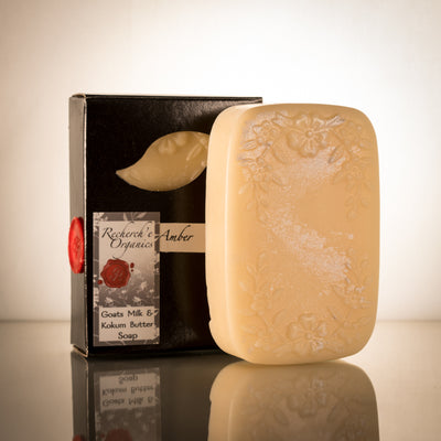 Amber - Hand Crafted Soap