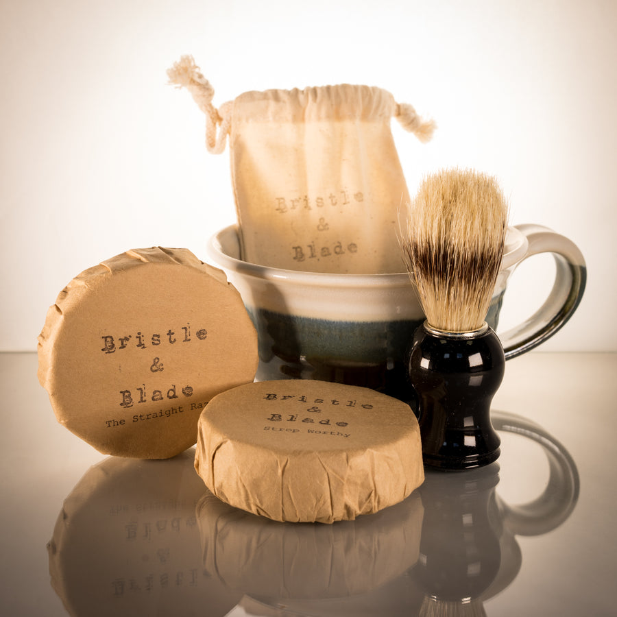 Bristle and Blade - Shaving Set