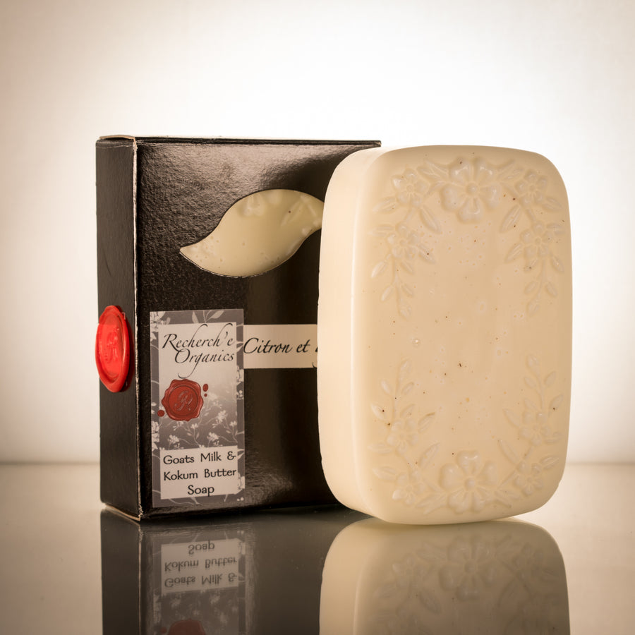 Hand Made Soap - Citron et Figue