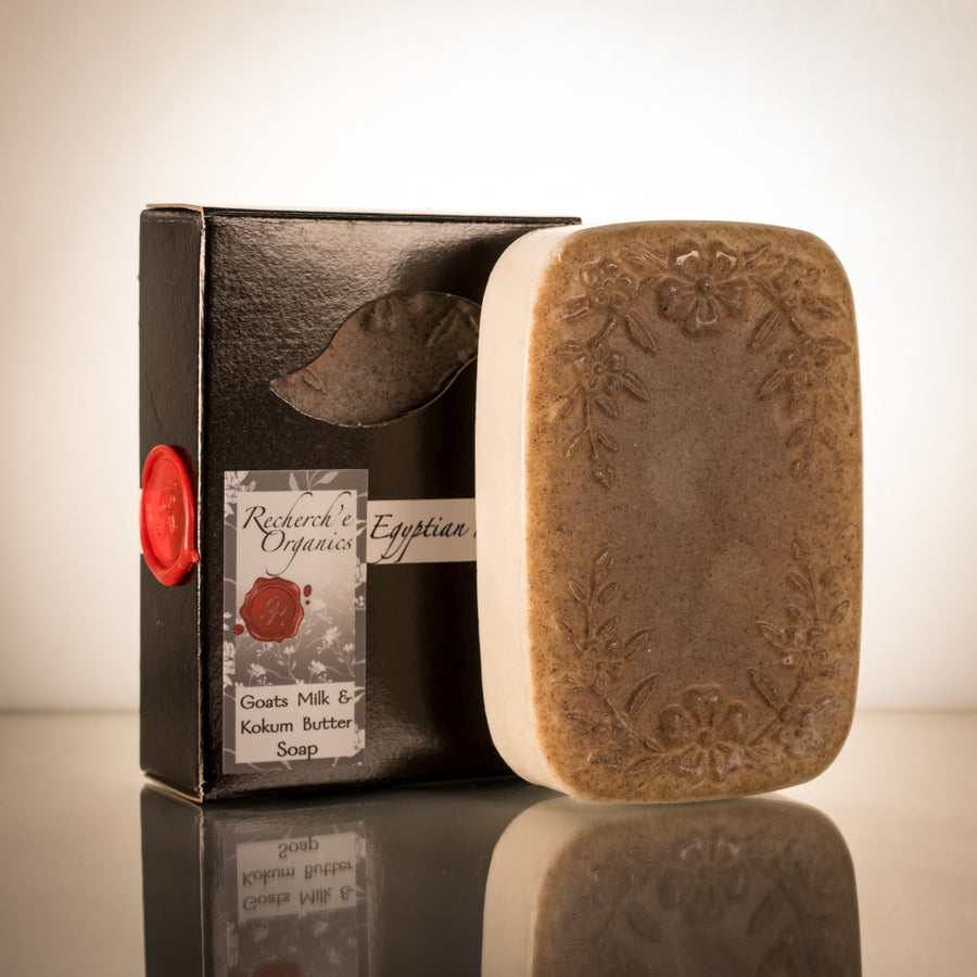 Egyptian Musk - Hand Crafted Soap