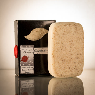 Grapefruit Apricot - Hand Crafted Soap