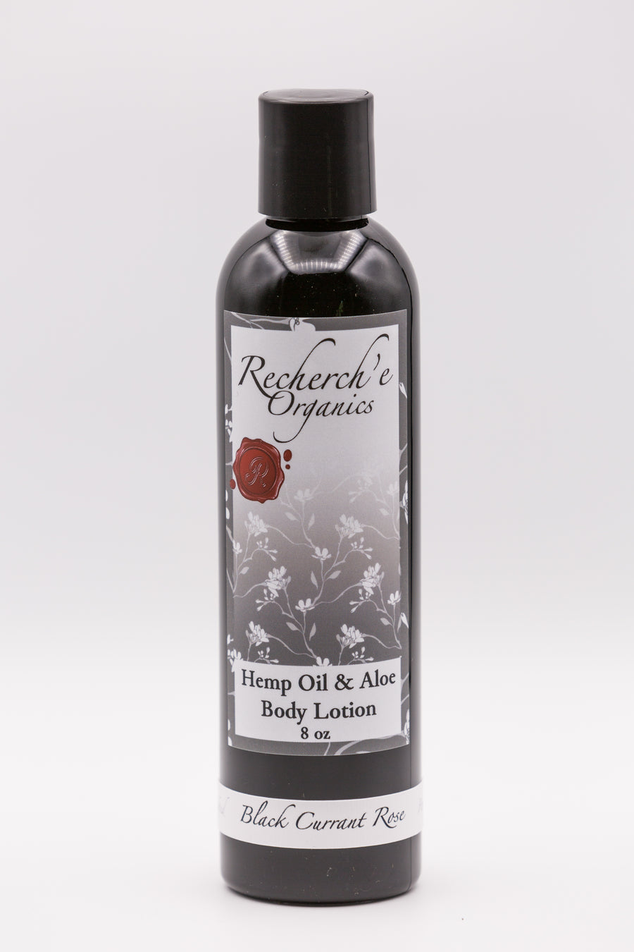 Black Currant Rose - Hand Crafted Lotion