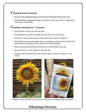 First and Second Grade Spring Lessons; by Rutabaga Education Garden & Science Curriculum