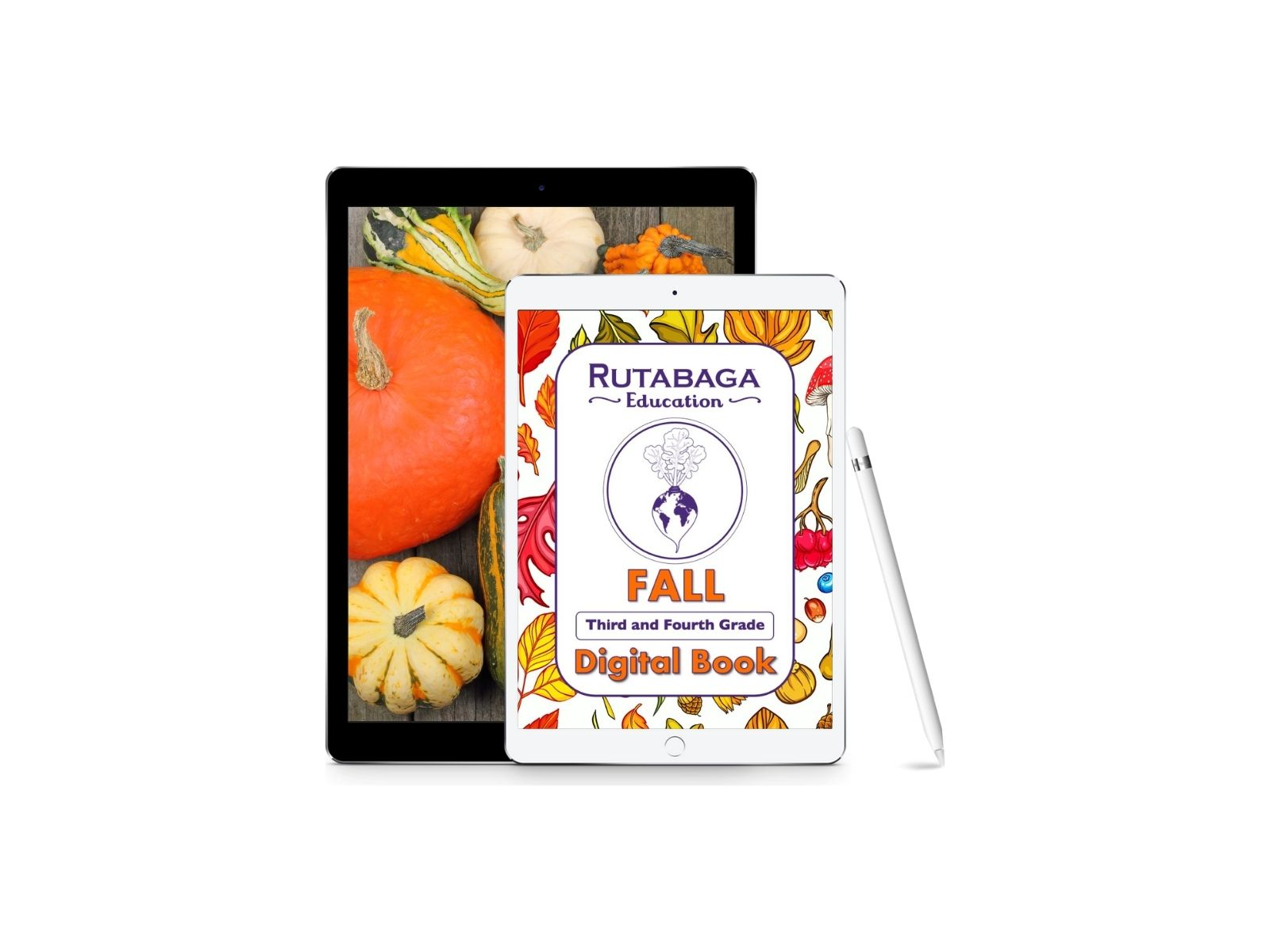 Third and Fourth Grade Fall Digital Book