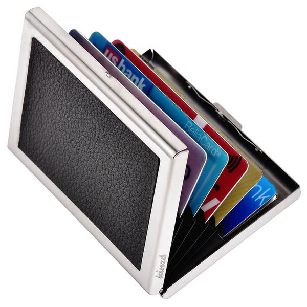 Kinzd Thin Aluminum Metal Card Case Wallet