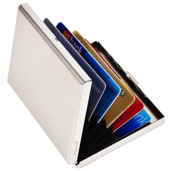 Kinzd Ultra Thin Aluminum Metal Card Case Wallet