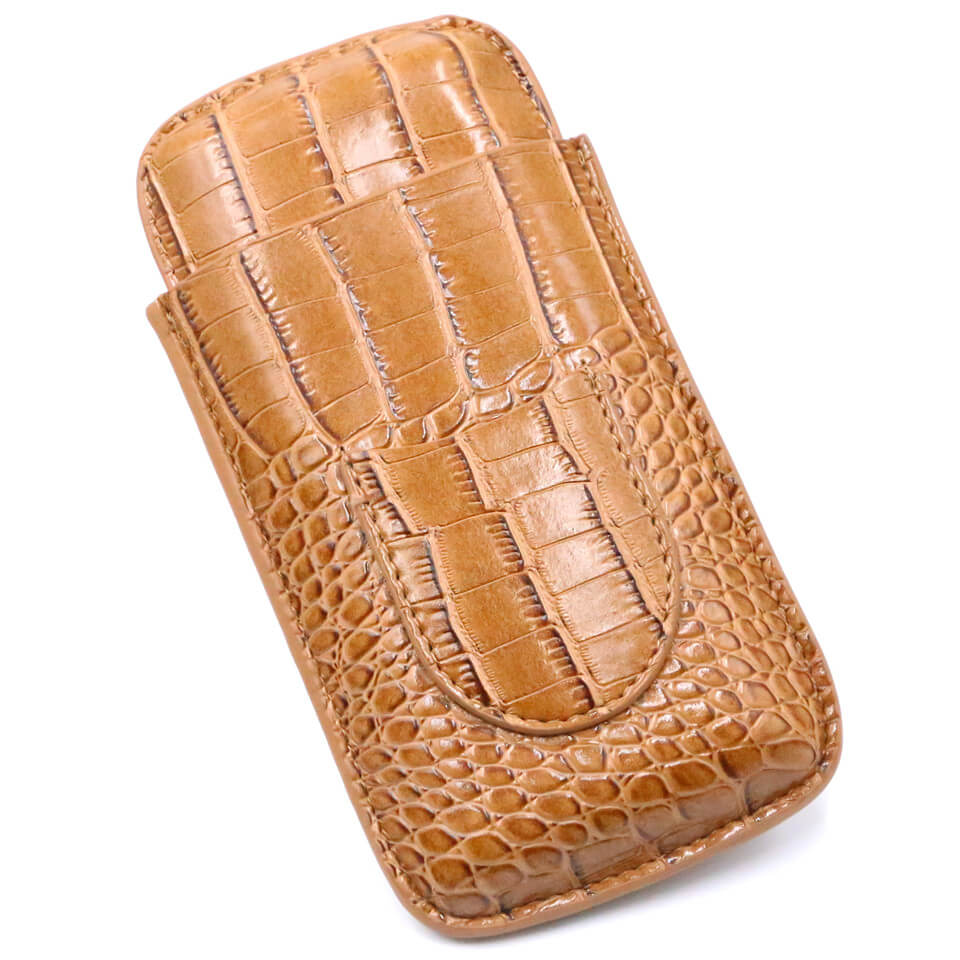 Kiznd Leather Cigar Case