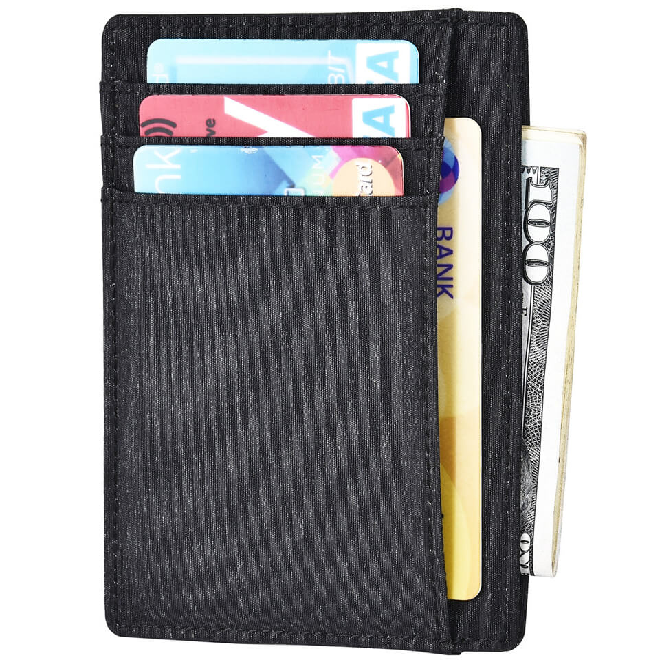 Waterproof Material Slim Wallet