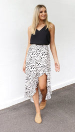 ALLIRA MAXI SKIRT