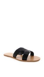 HAVITA SLIDE - BLACK