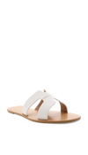 HAVITA SLIDE - WHITE
