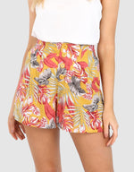 COCO SHORTS - LIGHT FLORAL