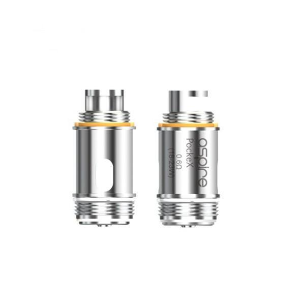 ASPIRE POCKEX COILS 0.6 Ohm