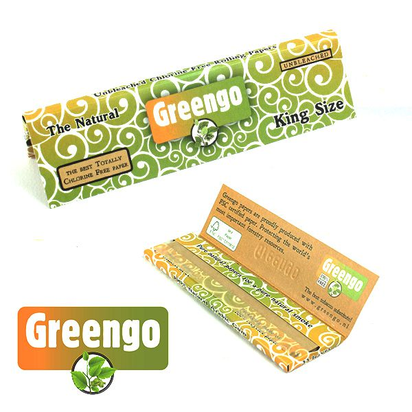 GREENGO KINGSIZE REGULAR PAPERS