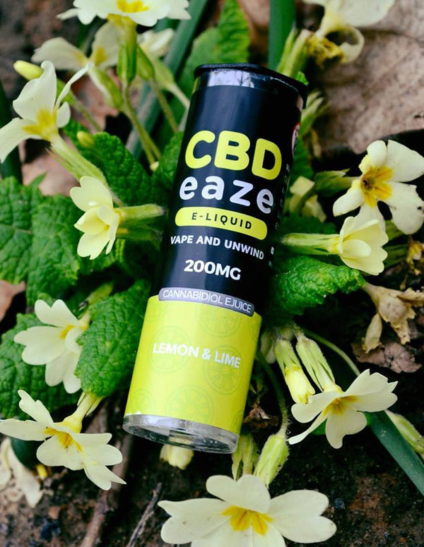 CBDEaze - CBD E-LIQUID - 200mg