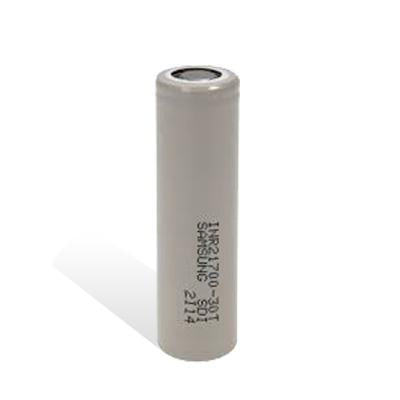 SAMSUNG 21700 BATTERY - 30T 3000MAH