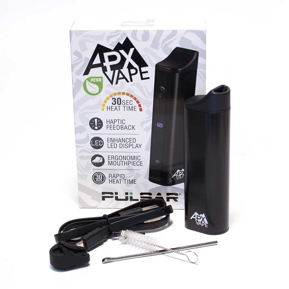 PULSAR APX HERBAL VAPORIZER