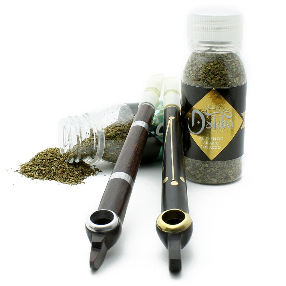 MEDWAKH PIPE FOR DOKHA TOBACCO - OFFICIAL PIPE