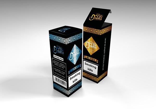 ENJOY DOKHA - ARABIC TOBACCO