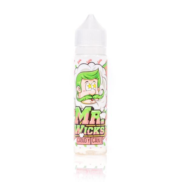 MR WICKS - CANDY CANE 50ml SHORTFILL E-LIQUID