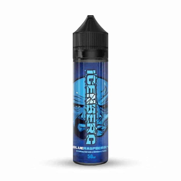 ICENBERG - BLUE RASPBERRY 50ml SHORTFILL E-LIQUID