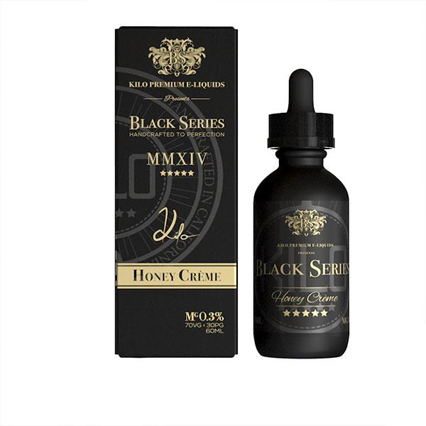 KILO BLACK SERIES - HONEY CREME 50ml E-LIQUID
