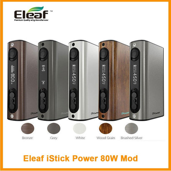ELEAF ISTICK IPOWER 80W TC 5000mAh BOX MOD