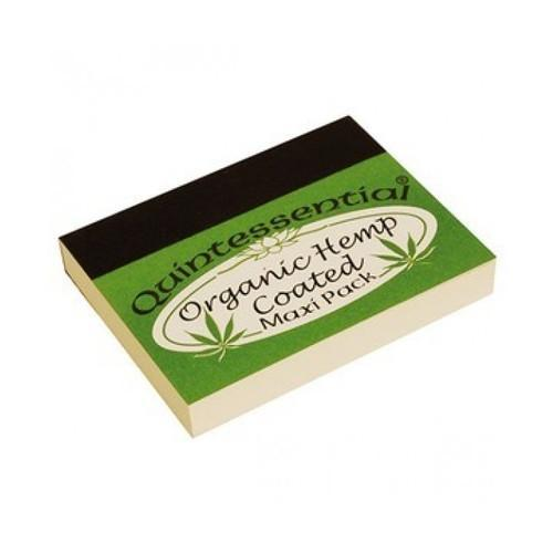 QUINTESSENTIAL ORGANIC HEMP COATED TIPS - MAXI PACK